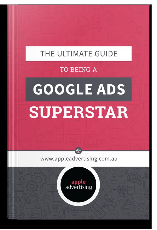 Google Ads Guide eBook Cover